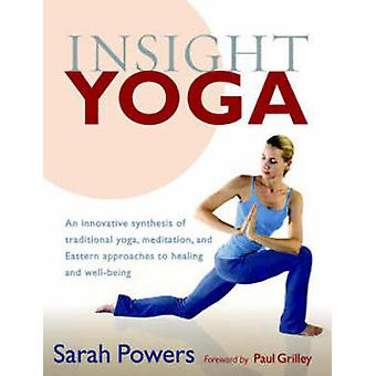 Insight Yoga by Sarah Powers - 9781590305980 Book