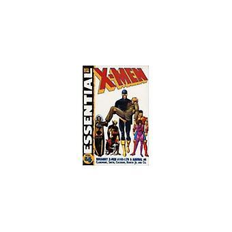 The Essential X-Men - v. 4 by Chris Claremont - John Romita - Paul Smi
