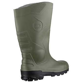 Dunlop Devon Unisex groene Wellington Veiligheidslaarzen