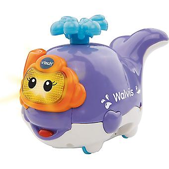 VTech Blub Blub Bad Whale & Sea Friends - Bath Toy