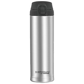 Termokande sølv direkte drikke kolbe 480ml