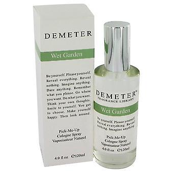 Demeter af Demeter våde Garden Köln Spray 4 oz/120 ml (kvinder)