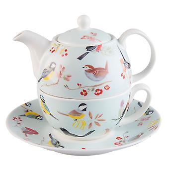 Roy Kirkham Tea for One Set Bird Song