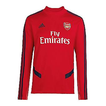 2019-2020 Arsenal Adidas trening Top (Red)-barn