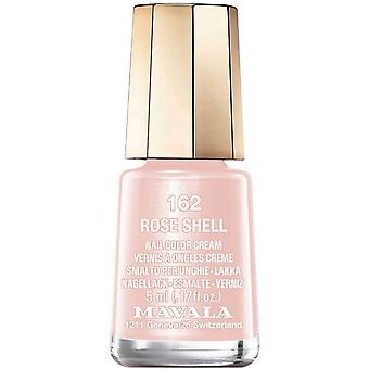 Mavala Mini Nail Color Creme Nail Polish - Rose Shell (162) 5ml