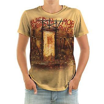 Born2rock - mob rules - black sabbath t-shirt