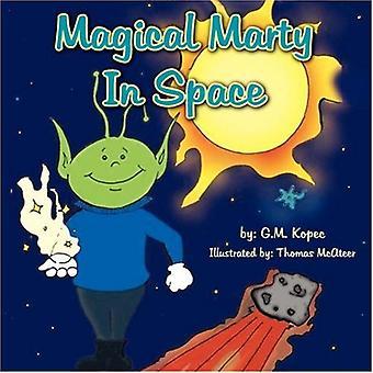 Marty mágico en el espacio