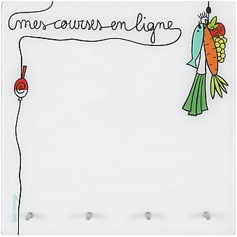 Derrière la Porte Slate Memo / Hanger In Ligne (Babies and Children , Toys , Others)