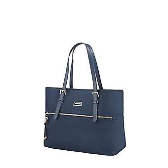 Samsonite Karissa crossneck medium 38 cm blå (Mørk Navy)
