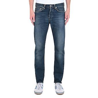 Edwin ED-80 Yoshiko Slim Fit 12.6 OZ Blue Wash denim jeans
