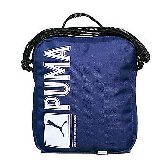 Puma Pioneer Portable Sports Man Bag Navy/biały