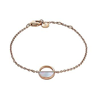 SKAGEN Women's bracelet in stainless steel with Mother of Pearl