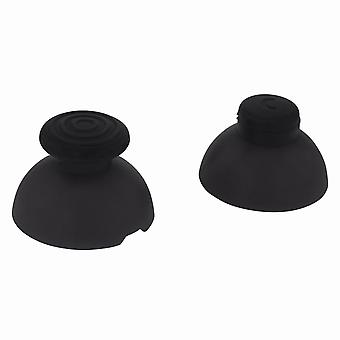 Analog thumbstick & c-stick for nintendo gamecube controller replacement sticks   / black