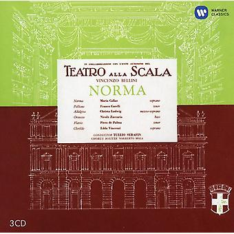 Bellini/Callas/Ludwig/Corelli/Chorus - Norma (1960) [CD] USA import