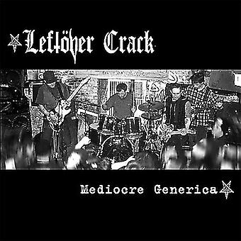 Leftover Crack - Mediocre Generica [Vinyl] USA import