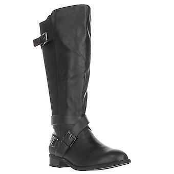 Thalia Sodi Womens Vada fechado Toe joelho alta moda botas