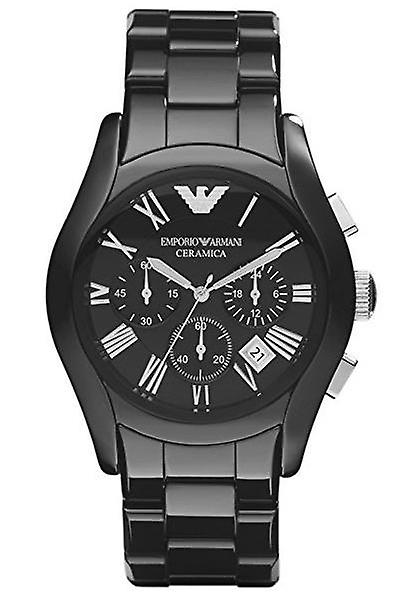 Emporio Armani Men's Ceramic Chronograph Watch AR1400