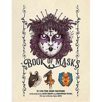 Book of Masks Source Book Spire RPG