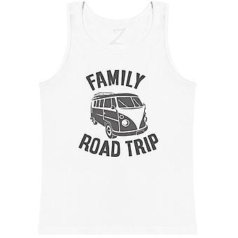Family Road Trip - Matching Set - Baby Vest, Dad & Mum Vest