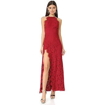 Fame and Partners Dragon Eyes Lace Gown