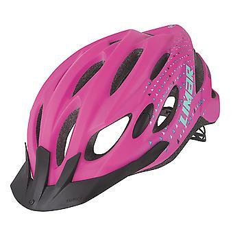 Мотоцикл шлем Лимар ракета / / pink матовая