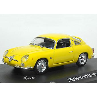 Abarth 750 Record Monza (1958) Diecast Model Car