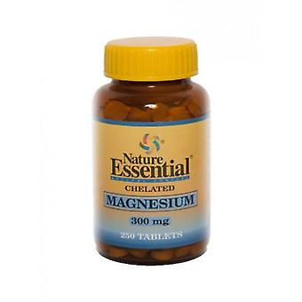 Nature Essential Chelated Magnesium 250 Tablets 300 gr