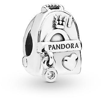 Trip 797859CZ - backpack Silver Charm Pandora charm