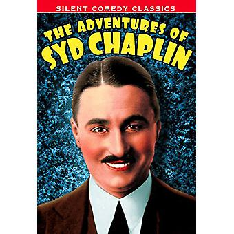 Adventures of Syd Chaplin: 5 Rare Shorts [DVD] USA import