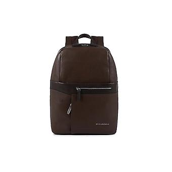 Backpack Brown Piquadro Man