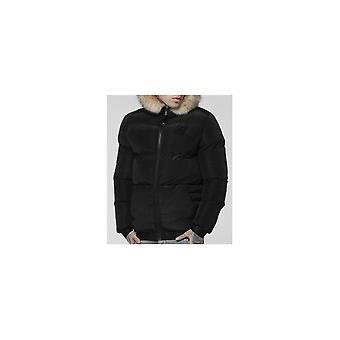Sik Silk Distance Black Jacket