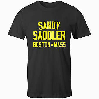 Sandy Saddler Boxing Legend T-Shirt