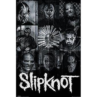 Slipknot, Affiche Maxi