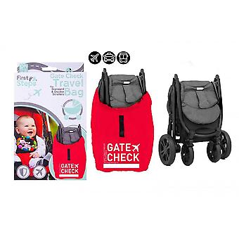First Steps Standard & Double Stroller Travel Bag 51x31x1cm