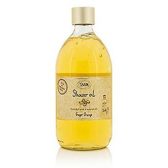 Shower Oil - Ginger Orange - 500ml/17.59oz