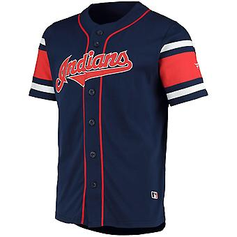 Iconic Supporters Cotton Jersey Shirt - Cleveland Indians