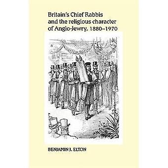 الحاخامات في بريطانيا والطابع الديني الأنجلو-يهود-1