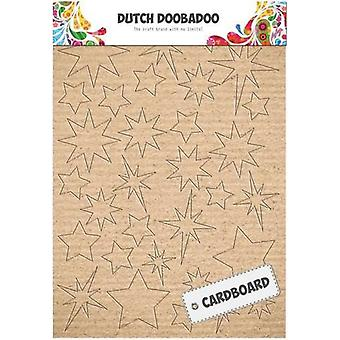 Dutch Doobadoo Dutch Cardboard art stars A5 472.309.001