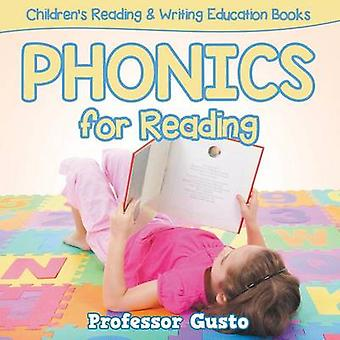 Phonics for Reading  Childrens Reading  Writing Education Books by Gusto & Professor