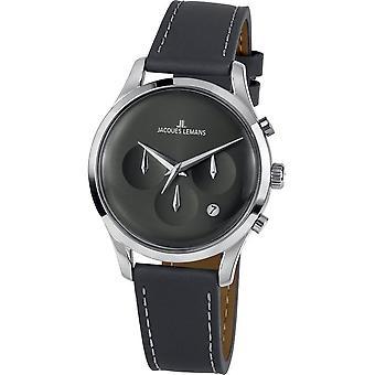 Jacques Lemans - Wristwatch - Ladies - Retro Classic - - 1-2067A