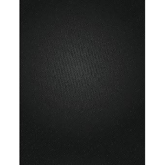 Dotted Notebook Black  Large 8 x 10 inches Bullet Journal  Thick Paper by Anderson & I. S.