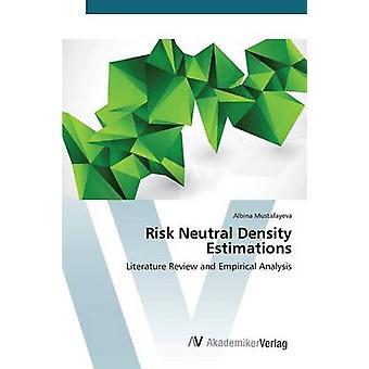 Risk Neutral Density Estimations by Mustafayeva Albina
