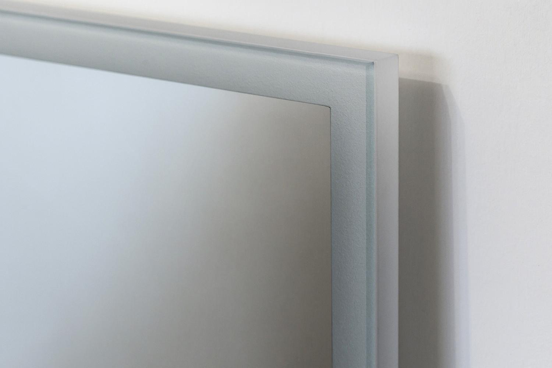 Miroir de salle de bains Audio Slimline Edge avec Bluetooth et Capteur k468aud