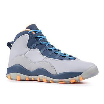 Air Jordan 10 Retro (Gs) 'Bobcats' - 310806-026 - Shoes