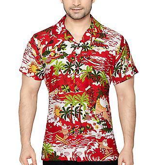 Club cubana men's regular fit classic short sleeve casual shirt ccx22