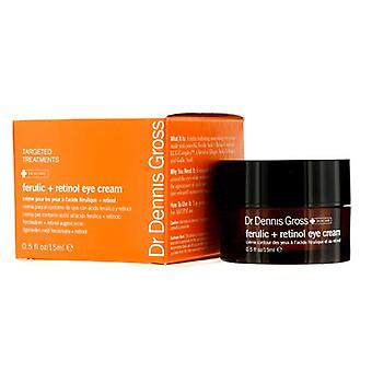 Dr Dennis Gross Ferulic + Retinol Eye Cream 15ml/0.5oz