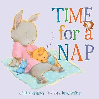 Time for a Nap by Phillis Gershator - 9781454931300 Book