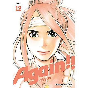 Again!! 12 by Mitsurou Kubo - 9781632368270 Book
