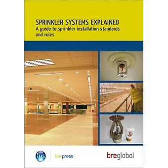 Sprinkler Systems Explained - A Guide to Sprinkler Installation Standa