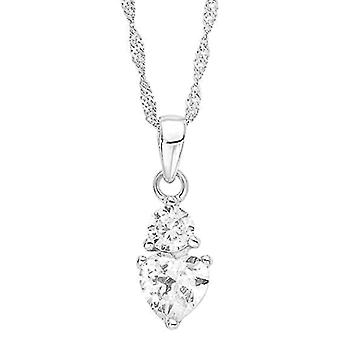 Amor 925 silver white Zirconia cubic 2016094